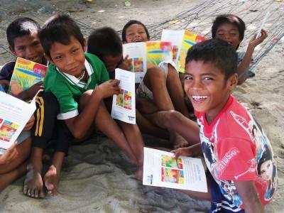 scholarship program or underprivileged children in thailand
