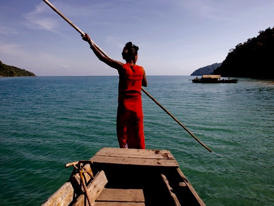 Cultural Preservation for the Moken people in Koh Surin National Park