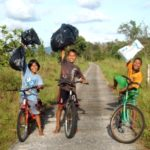 Youth-led community clean up - Andaman Discoveries