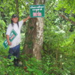 A community member of the North Andaman Community Tourism Network