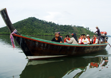 Island Boat Trip