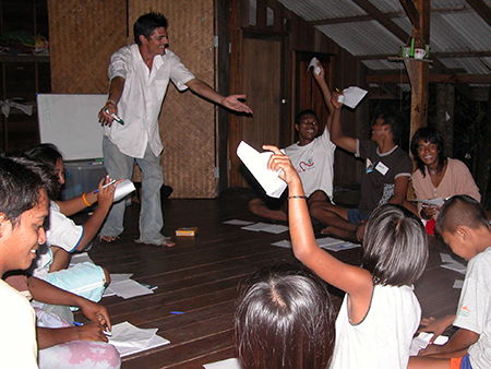 NATR English Lessons Introductory Rural English