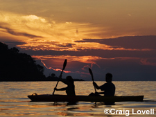 Koh Surin - Sea Kayaking