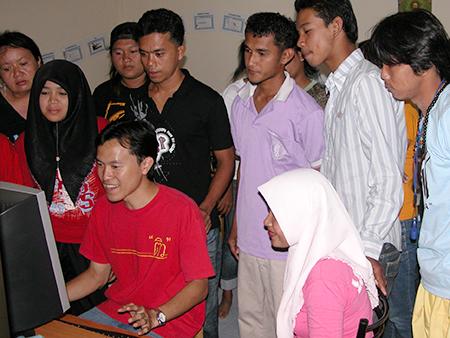 NATR Computer Literacy Training