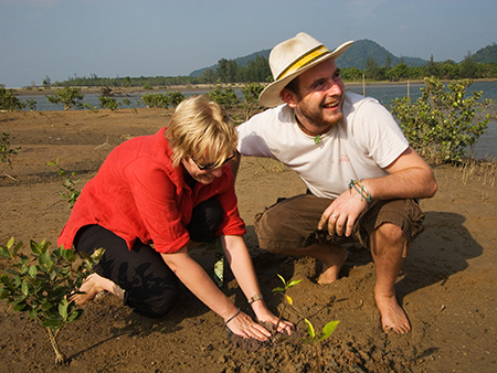 Long-Term Projects Mangrove Restoration